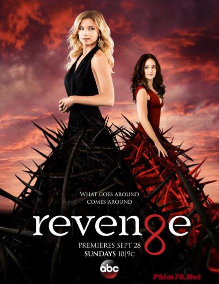 Báo Thù Phần 4|| Revenge Season 4