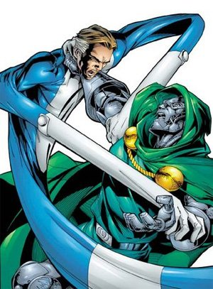 Mister Fantastic (Marvel Comics) Character Review - Vs Doctor Doom