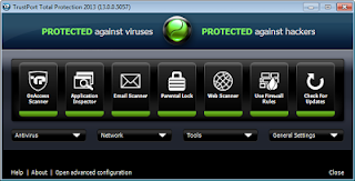 TrustPort Total Protection 2013 Full Keygen