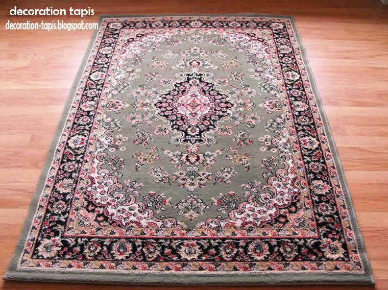 Tapis look marocain zarbiya d coration tapis - Tapis de salon marocain ...