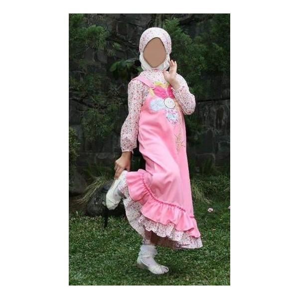 Koleksi terkini gambar model baju anak muslim koko dannis Baju gamis anak laki murah