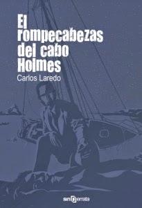 El rompecabezas del cabo Holmes - Portada