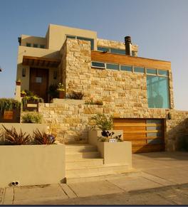 piedras para fachadas de casas modernas with fachadas de piedra modernas