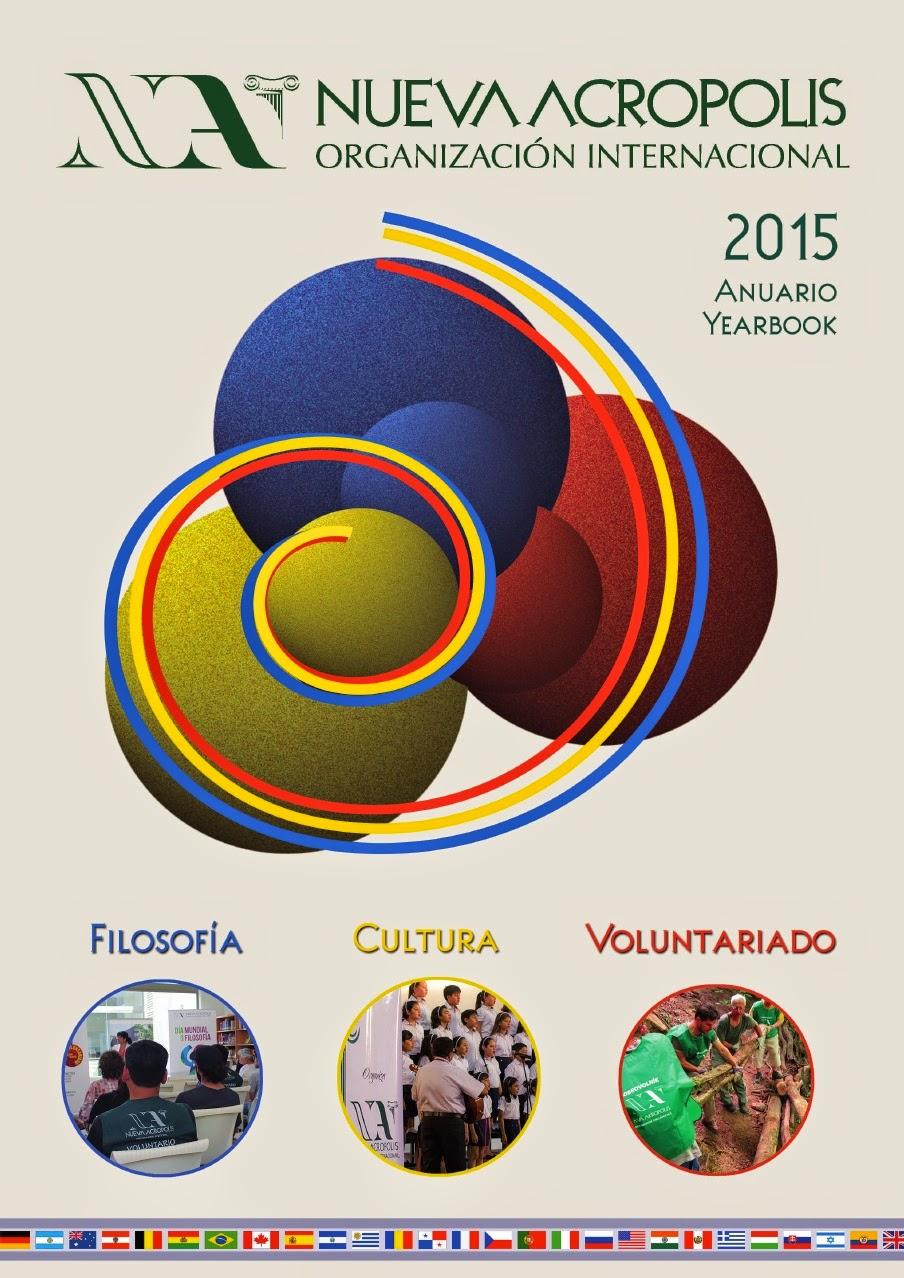 ΝΕΑ ΑΚΡΟΠΟΛΗ - Δράσεις στον κόσμο 2015 - Yearbook New Acropolis 2015