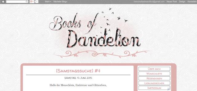 http://booksofdandelion.blogspot.de/