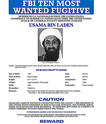 ... : Six Decades Later, FBIs Ten Most Wanted List Still Tough To Crack