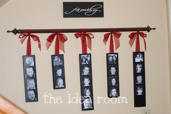 A Place For Amy Family Picture Wall Hanging