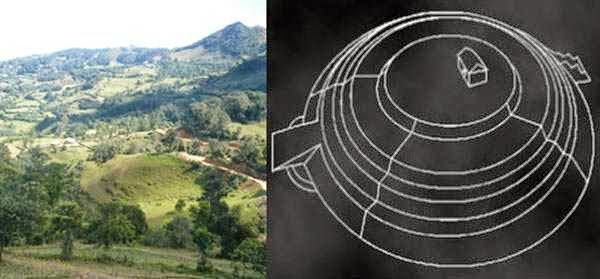 5,500-year-old Ceremonial Center And Circular Pyramid Discovered In Peru