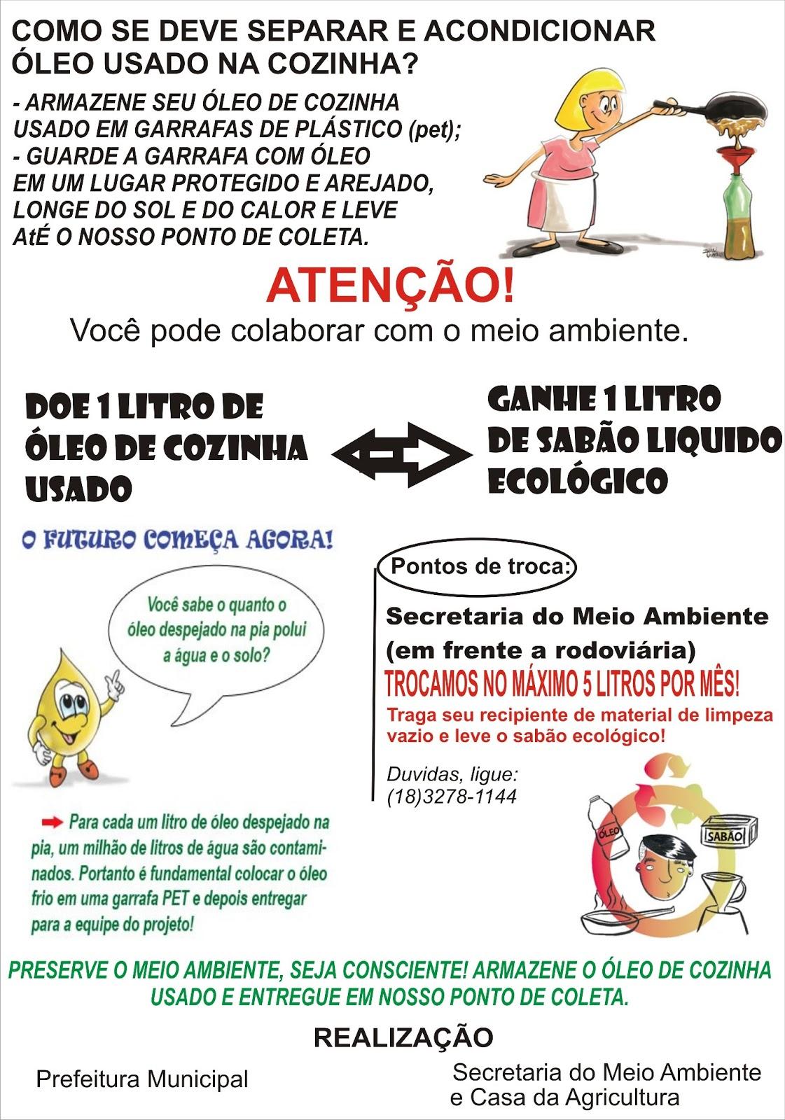 #A72624  PREFEITURA MUNICIPAL DE CAIUÁ: CAIUÁ COLETA ÓLEO DE COZINHA USADO 1121x1600 px Projeto Oleo De Cozinha Usado_4925 Imagens