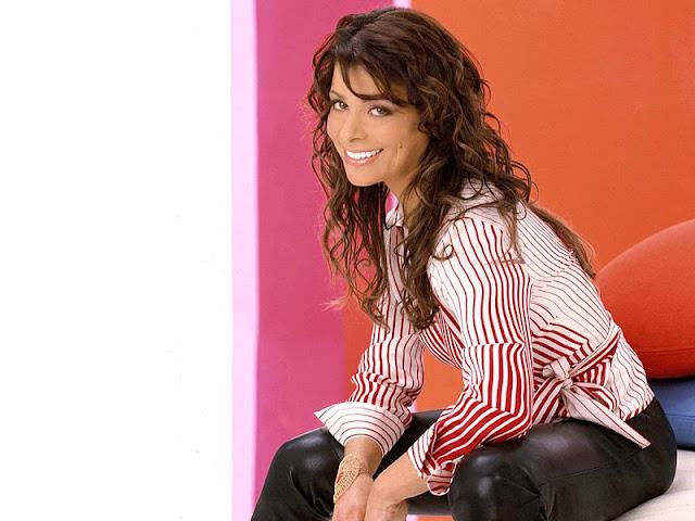 American Singer Paula Abdul