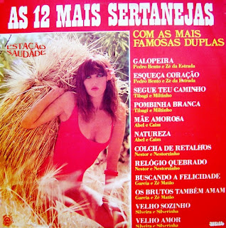 As 12 Mais Sertanejas - 1984