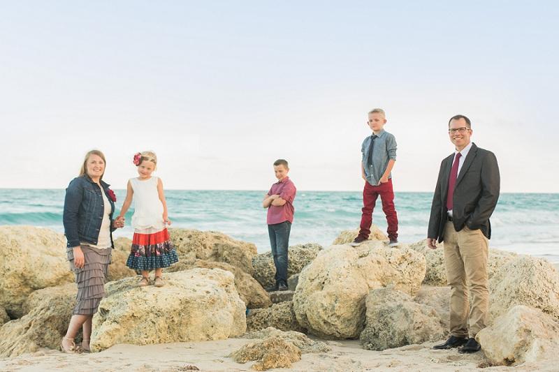 palm beach family photography