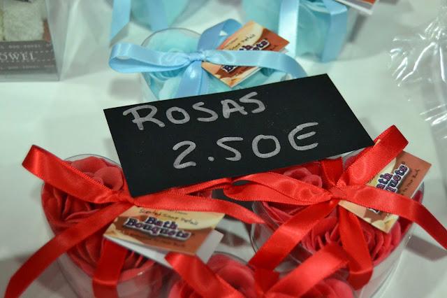 """""""Rosas Aromáticas"""""""