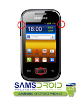gt s5300 hard reset procedures warning by performing the hard reset