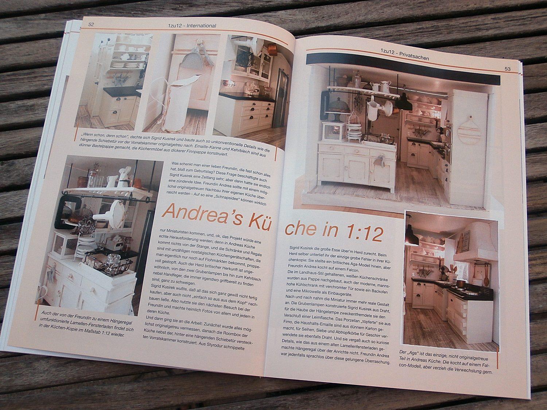 Andreas Küche im 1zu12 Magazin
