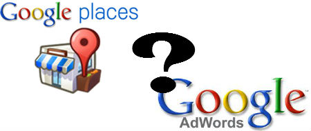 google places + adwords