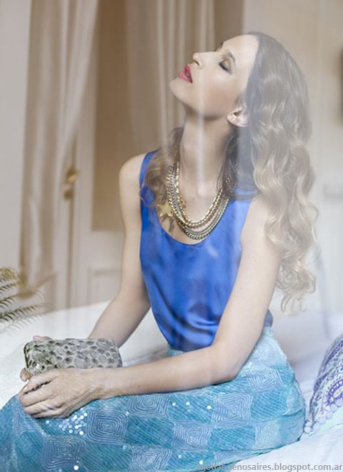 Cambac vestidos de fiesta 2013. Moda 2013.