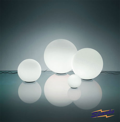 Artemide Dioscuri Designer Table Lamp
