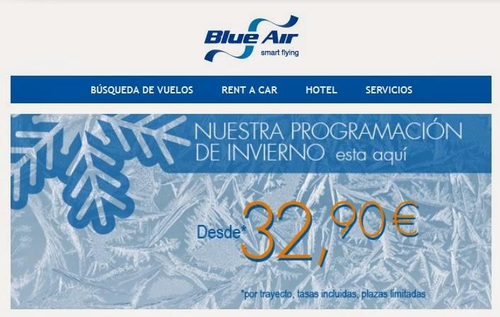 oferta de vuelos a Bucarest invierno 2015