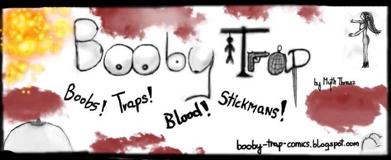 Booby Trap - Comics