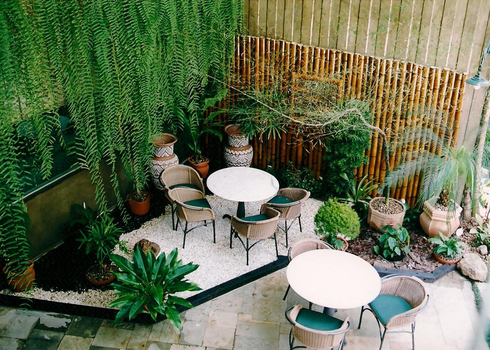Jardim de inverno traz vida para a decoração  Dicas para Decorar