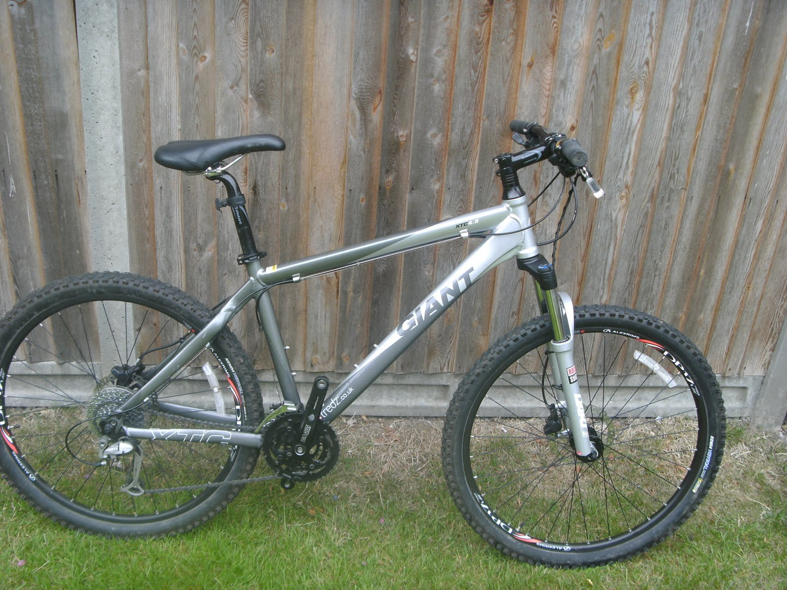 Knobblies Mtbing Blog Giant Xtc 4 5 For Sale 250 Sold