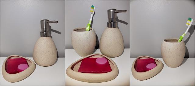 salle de bain, accessoires, décoration, homy, bullelodie