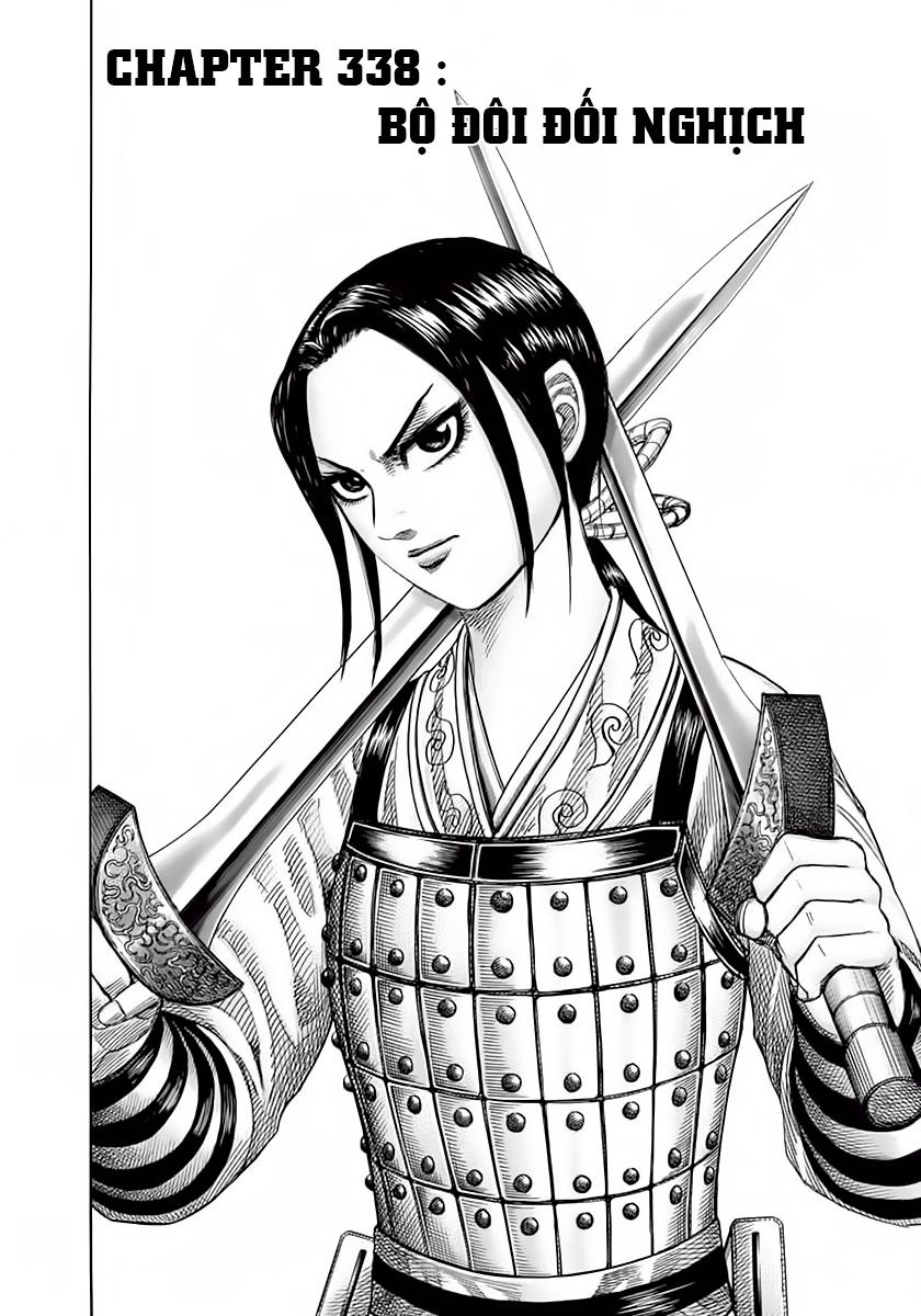 Kingdom - Vương Giả Thiên Hạ Chapter 338 page 3 - IZTruyenTranh.com