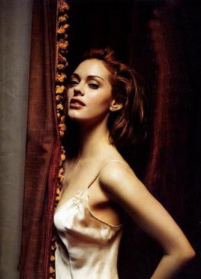 Rose McGowan Hollywood Model