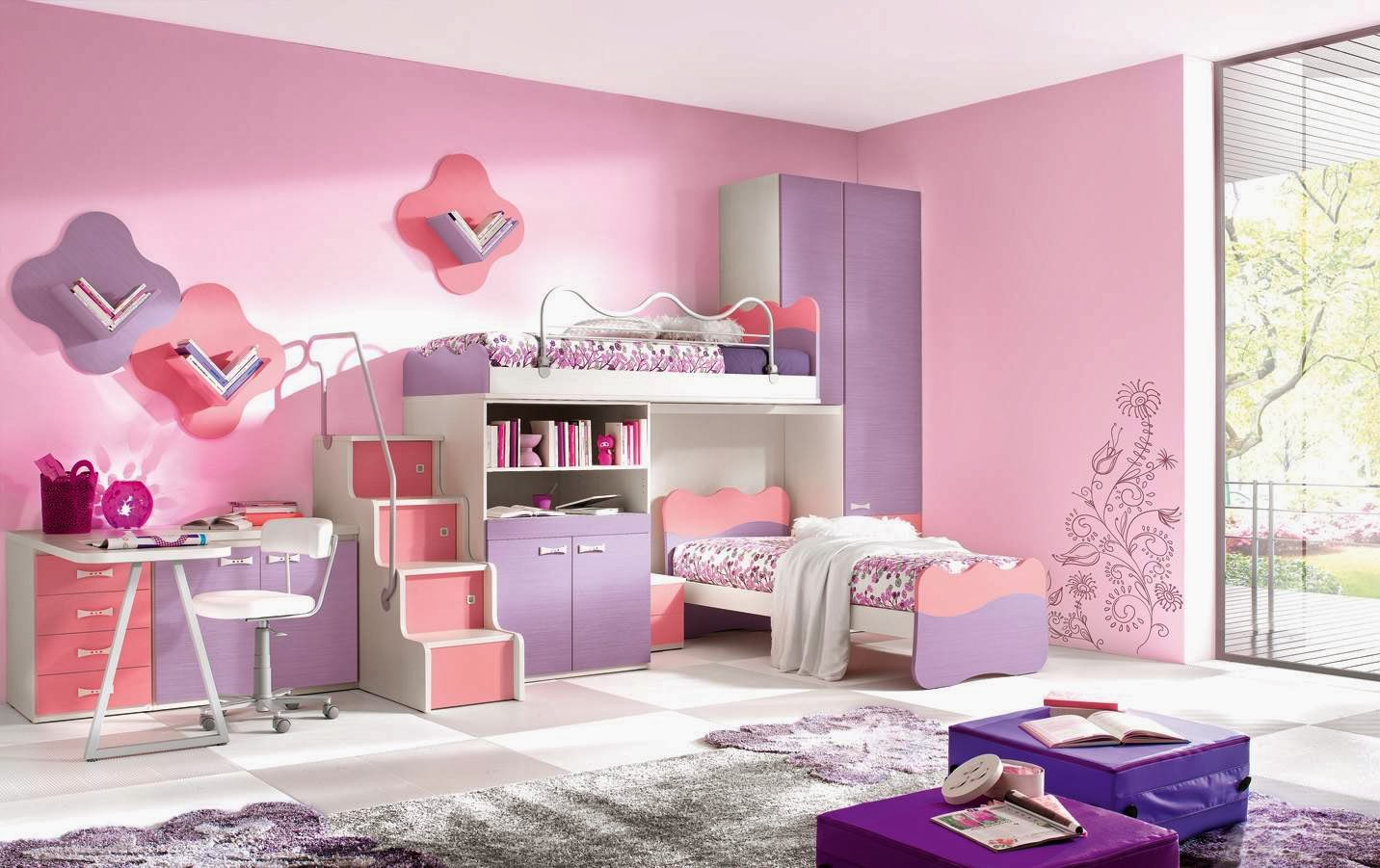 Collection News Kids Room Decorating Ideas | Home Designs ...