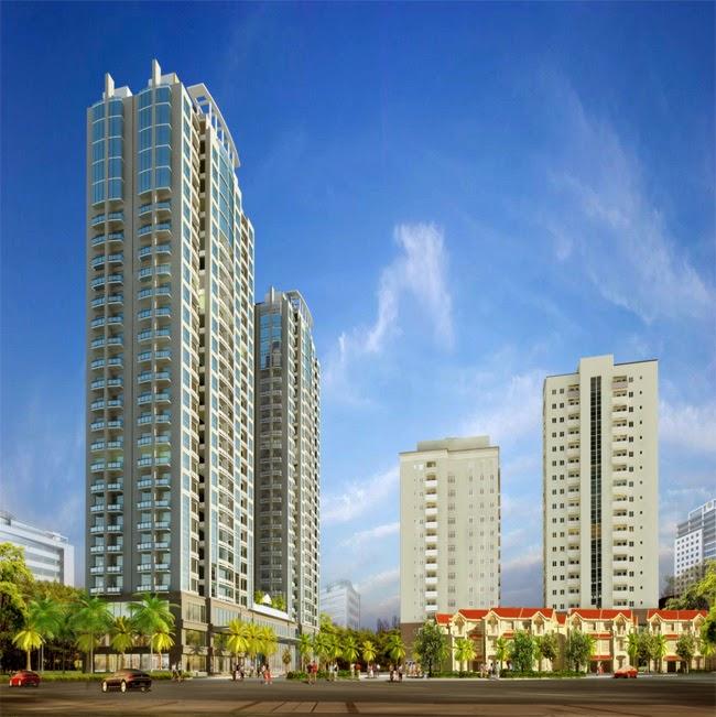 Handico 7 mở bán các căn hộ cuối cùng hướng ra Hồ Tây