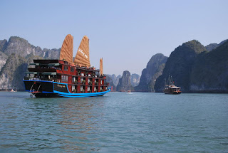 la baie Ha Long