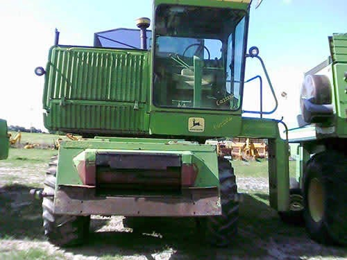 used john deere 6600 parts