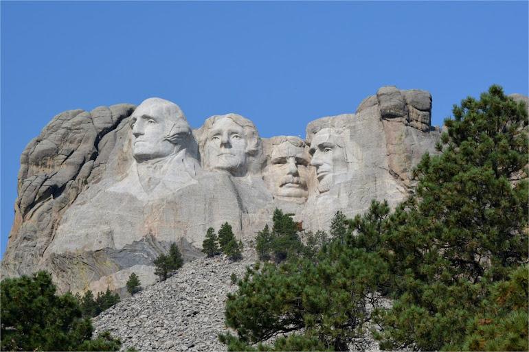 Mount Rushmore II