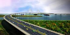 El nuevo puente Pumarejo será uno de los más largos de Latinoamérica y del Mundo.