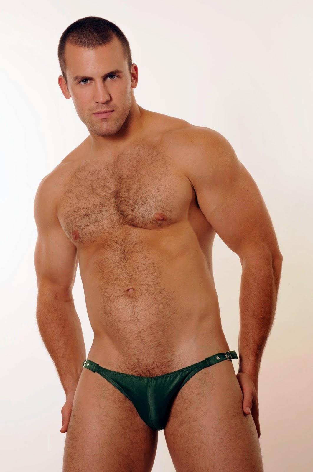 GBGB Wear Jeff Bikini Olive