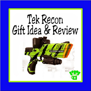 Tek Recon Gift Idea & Review