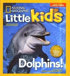 National Geographic Little Kids magazine featured in list of best magazines for preschoolers