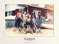 AIGLE SS2013 Ad Campaign