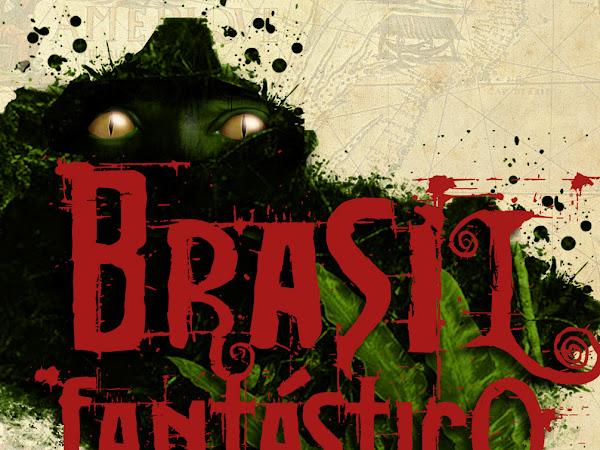 Editora Draco anuncia os contos selecionados para Brasil Fantástico - Lendas de um país sobrenatural