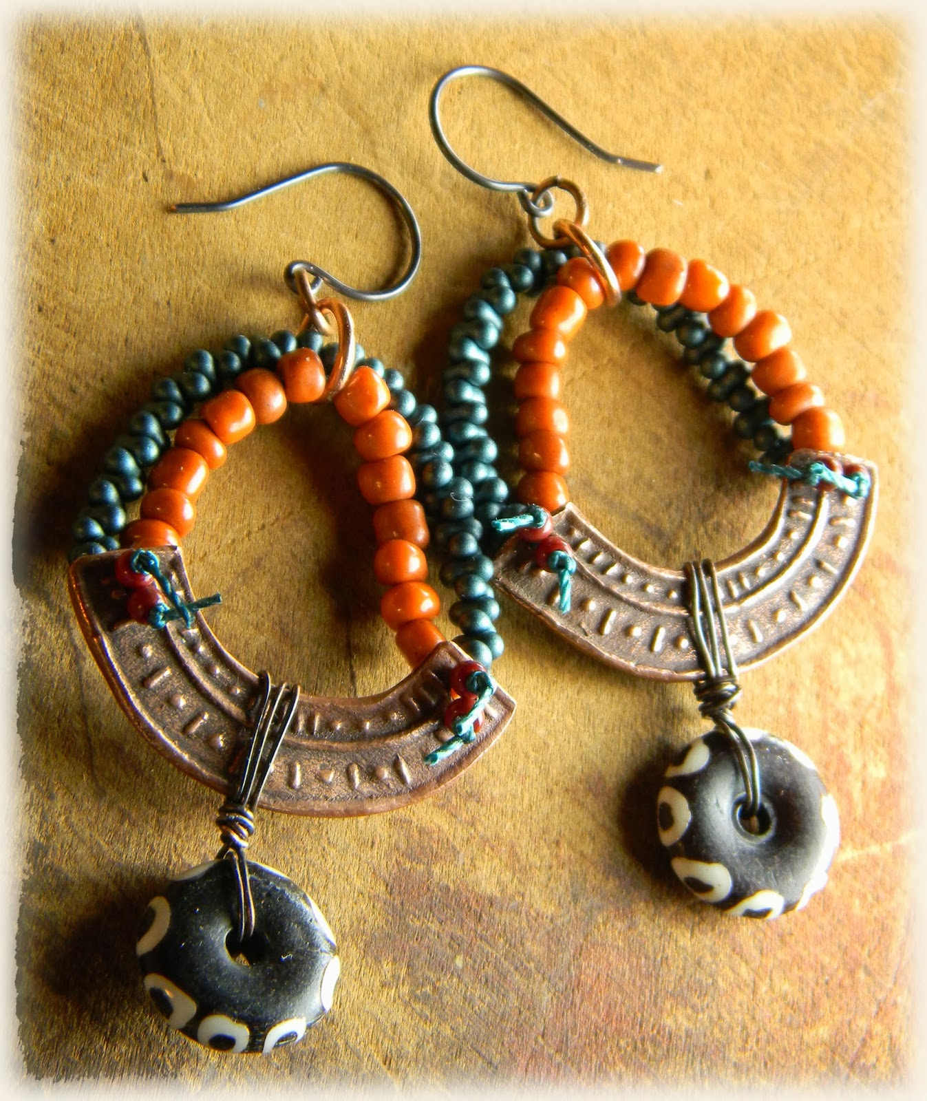 Earrings Everyday: Cross Culture Arches