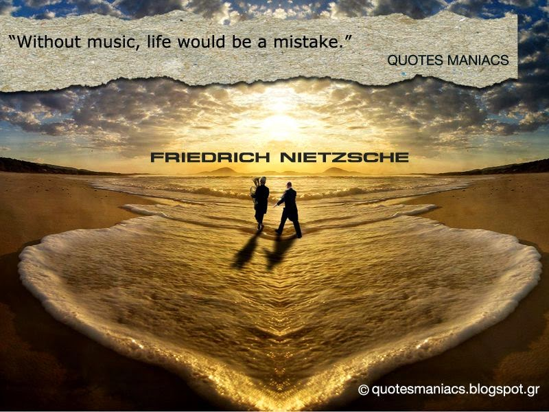 Nietzsche Quotes Music Gallery Any Quotes About Every Situations