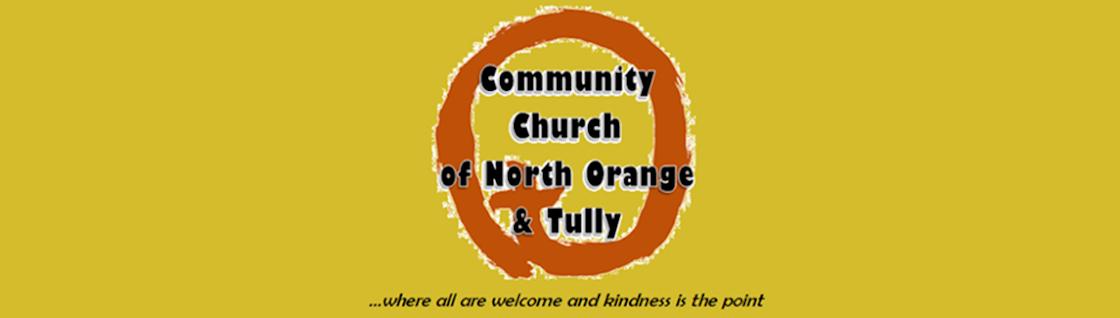 Community Church of North Orange & Tully