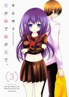 兄が妹で妹が兄で。 (Ani ga Imouto de Imouto ga Ani de.) 第01-03巻 zip rar Comic dl torrent raw manga raw