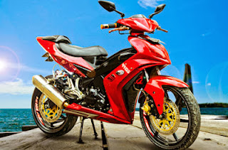 Gallery Foto Modifikasi Motor Yamaha Jupiter Mx 135 Cc