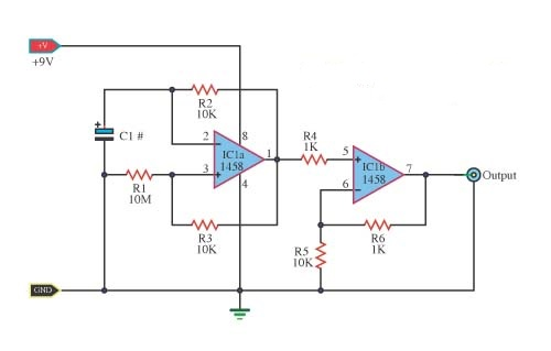 Build a pulse generator using basic operational amplifier pulse generator using basic operational amplifier cheapraybanclubmaster Images