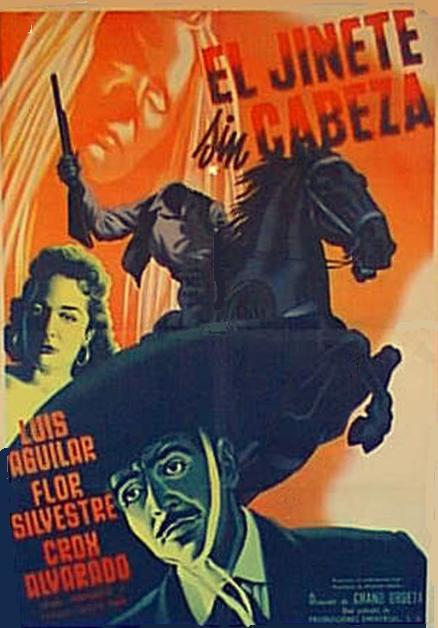 El jinete sin cabeza (1957)