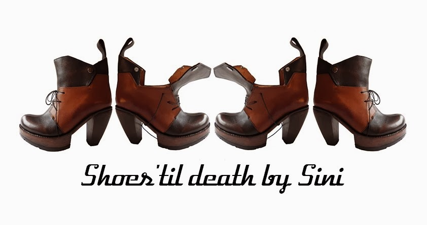 Shoes ´til death by Sini