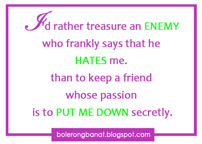 tagalog quotes about enemies quotesgram