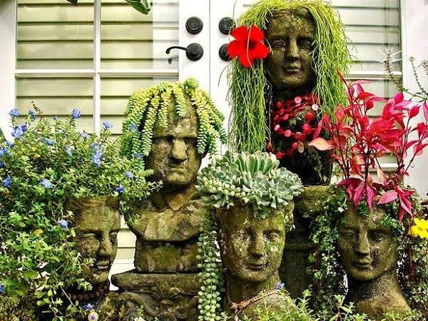 idées de jardin créative